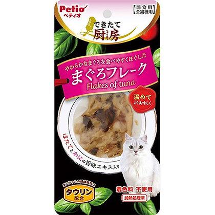 Petio貓小食鮮廚 吞拿魚片 25g #B72(W13427)