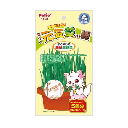 Petio自種貓草種子 15g×5包入  #B91(W32006)