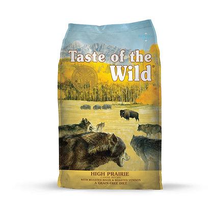 Taste of the Wild 無穀物烤野牛+烤鹿肉配方 (成犬糧|美國版)
