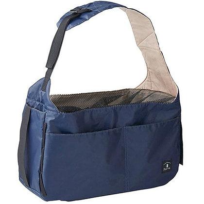 Porta 犬用外出斜揹袋(海軍藍色)#F125(W25915)