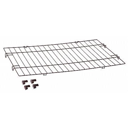 Petio犬用全開式摺疊門圍欄.專用頂棚 #F61(W21433)