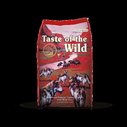 Taste of the Wild 無穀物牛肉+羊肉+野豬配方(全犬糧   國際版)