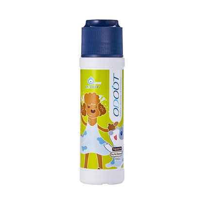 臭味滾 寵物天然除臭清潔乾洗粉100g (貓狗適用)Q40