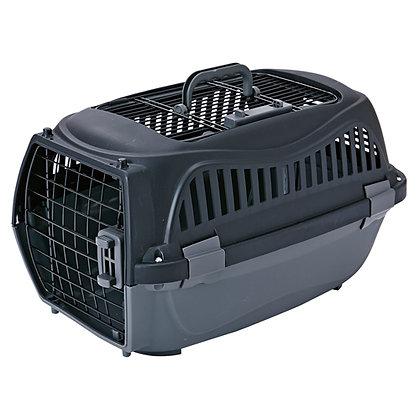 Petio寵物雙門手提籠 黑色M #F59 (W22025)
