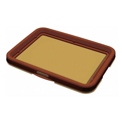 Petio犬用啡色廁所板 #F74 (W24990)