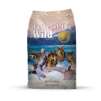 Taste of the Wild無穀物鴨肉配方 (成犬糧|美國版)