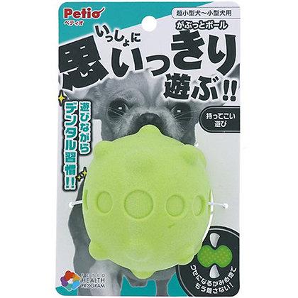 Petio健康潔齒球狗玩具 #G128 (W26146)