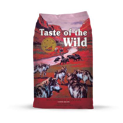 Taste of the Wild 無穀物牛肉+羊肉+野豬配方 (全犬糧|美國版)