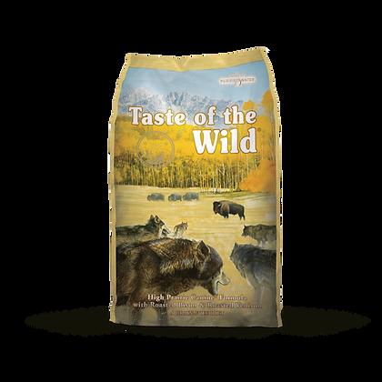 Taste of the Wild 無穀物野牛+烤鹿肉配方(全犬糧 | 國際版)