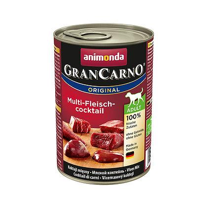 Animonda GranCarno 成犬 經典鮮肉拼盤 400g #N60