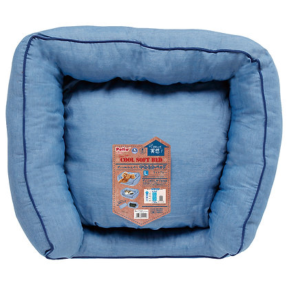 Petio牛仔系列 可手洗 柔軟冷感睡床(大)#H49(W25555)