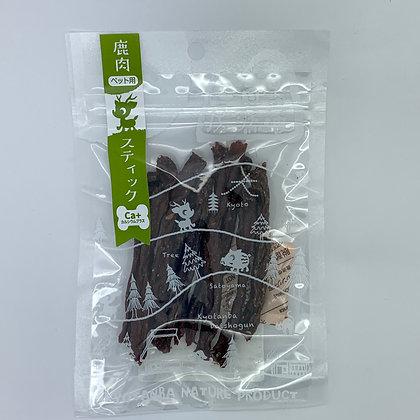 京丹波自然工房純風乾野生鹿肉條(加鈣)