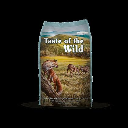 Taste of the Wild 無穀物鹿肉+鷹嘴豆幼粒配方(成犬糧   國際版)