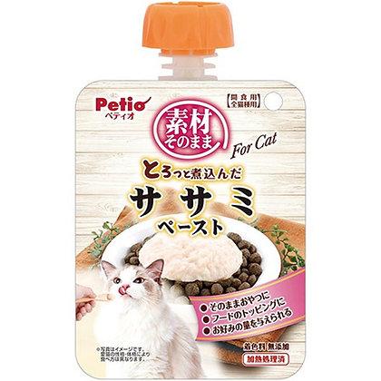 Petio貓小食原汁原味 燉煮雞胸肉醬 90g #B77(W13421)