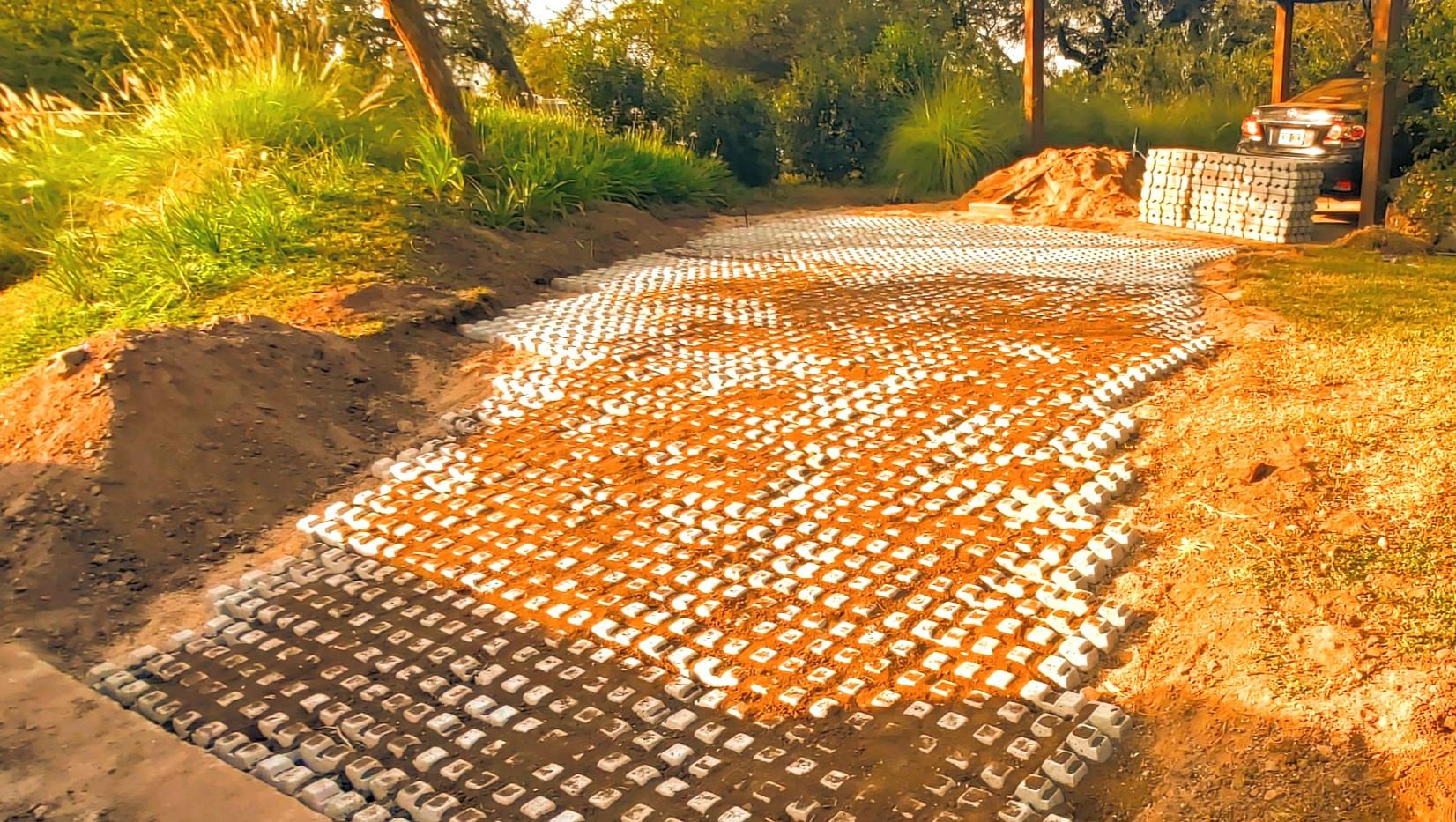 VASSALLO - Loseta Cribada 40x60x6cm