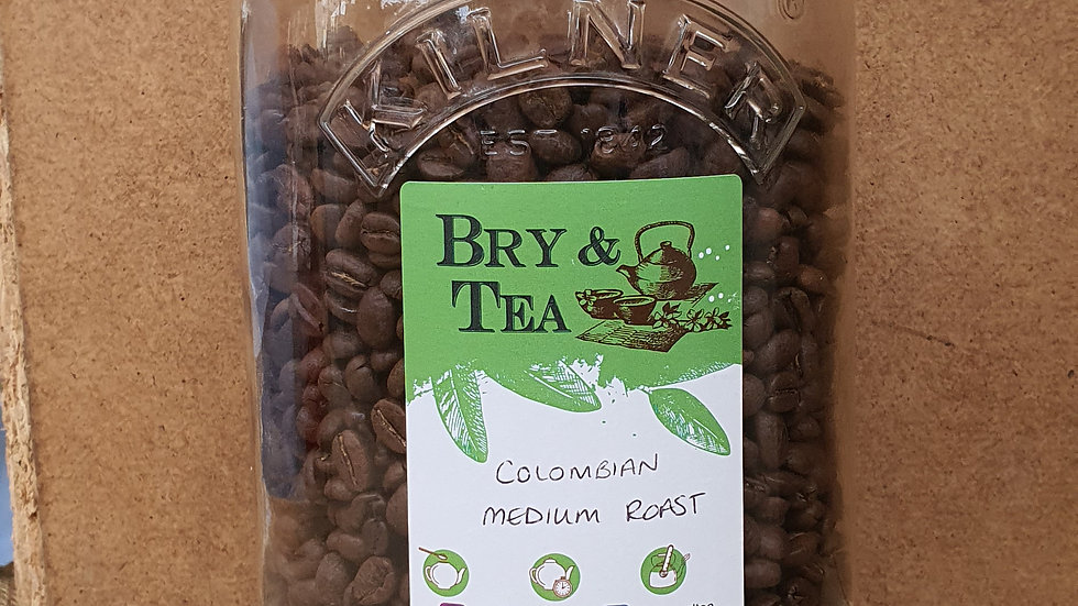 Columbian Medium Roast Coffee