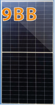 Panel Solar Half Cut 120cells 340Wp