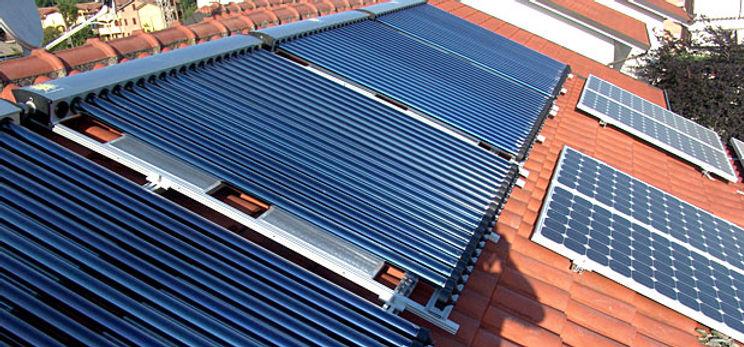 Heat Pipe - termotanque solar