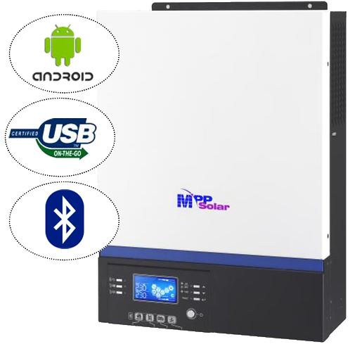 Inversor cargador Solar MPPSolar PIP5048GK
