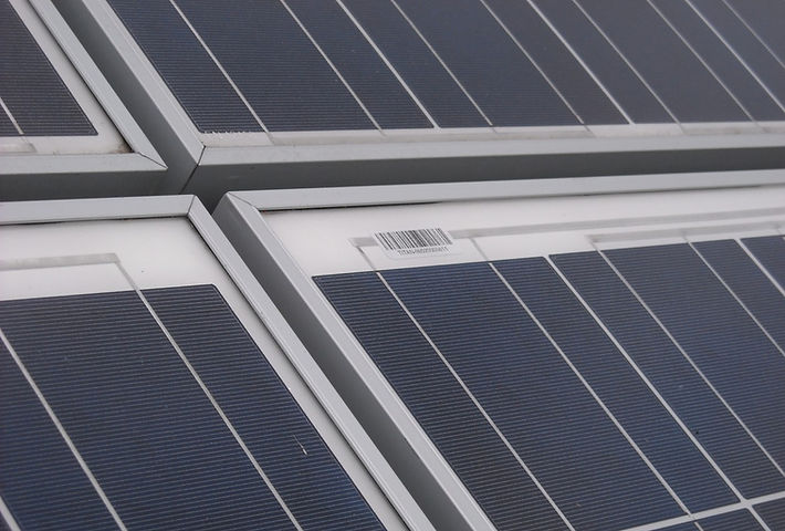 Paneles solares - Aislado