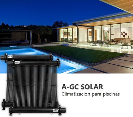 Climatización de piscinas Solar