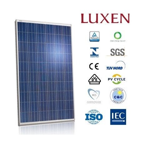 Panel Solar 330W Luxen