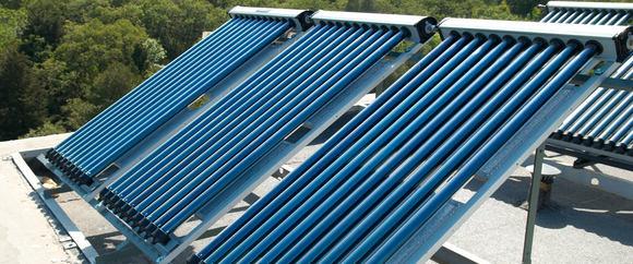 zonneboiler-op-een-plat-dak