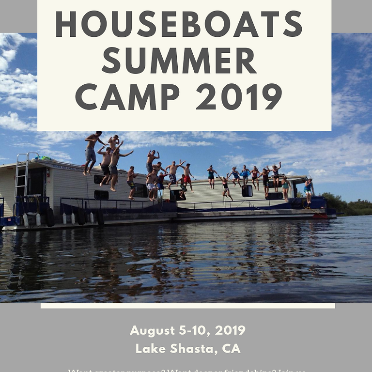 House Boat Summer Camp