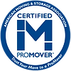 Certified Pro Mover logo