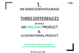 What is ORGANIC ?