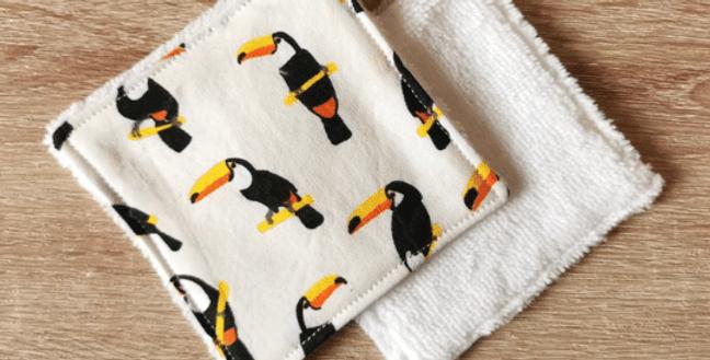 Les cotons du toucan en paix