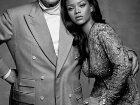 "Fashion & Finesse ""Manolo Blahnik & Rihanna Collaboration"""