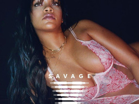 SAVAGExFENTY Lingerie Colloboration.