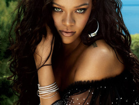 Rihanna...Vogue's Cover Girl For June!