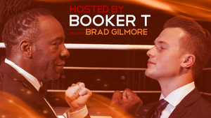 Booker T Calls Out Ahmed Johnson + Jon Jones, Floyd Mayweather & Brock Talk