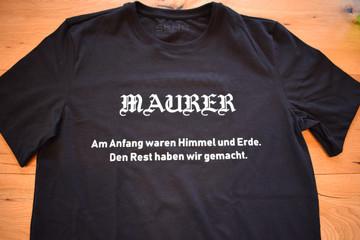 Maurer 😎