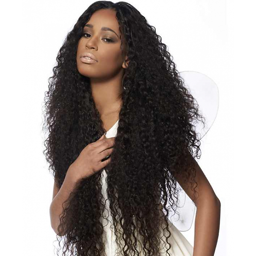 Virgin Human Hair Lace Frontal Indian Deep Wave Closure 4x13