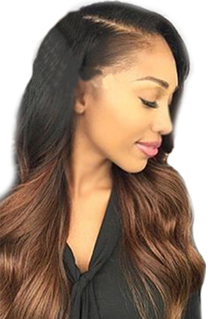 Malaysian Ombre Straight Virgin Human Hair