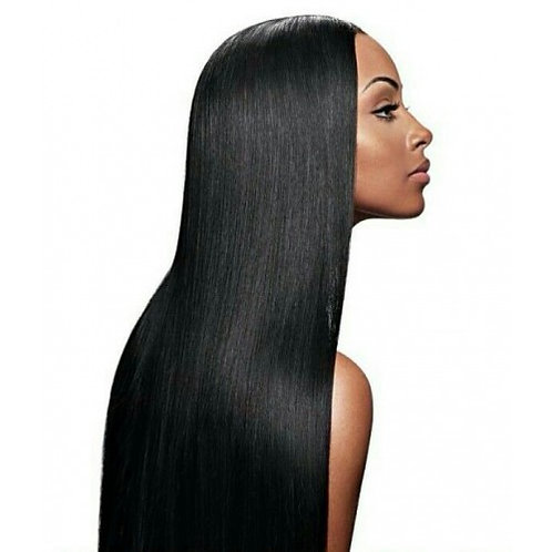 Virgin Human Hair Lace Frontal Brazilian Straight Closure 4x13