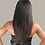 Thumbnail: Virgin Human Hair Lace Frontal Indian Straight Closure 4x13