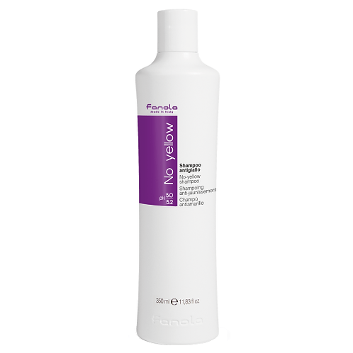 FANOLA No Yellow Purple Shampoo 350ml