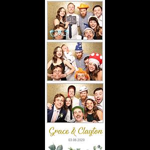 Grace & Clayton