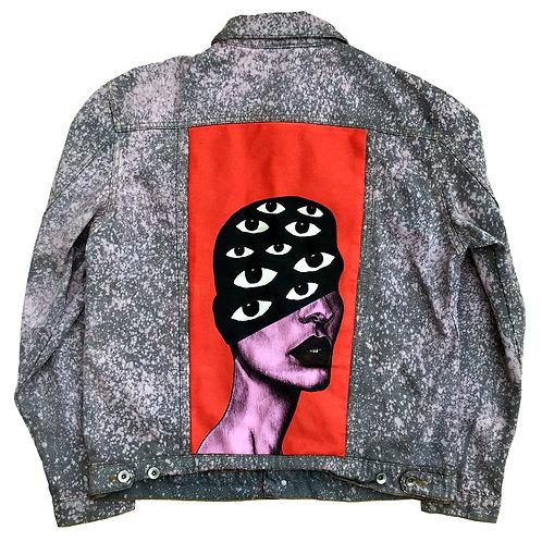 PARANOID Denim Jacket - XLarge