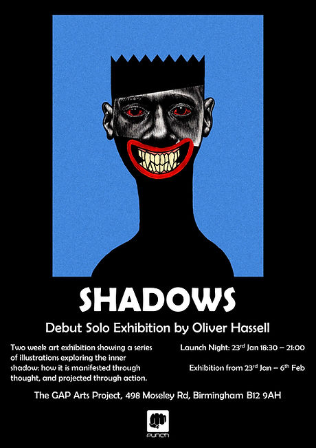 SHADOWS EXHIBITION