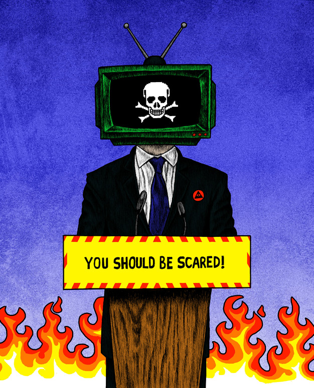 TURN OFF YOUR TELEVISION 2