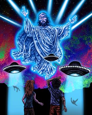 BLUE JESUS