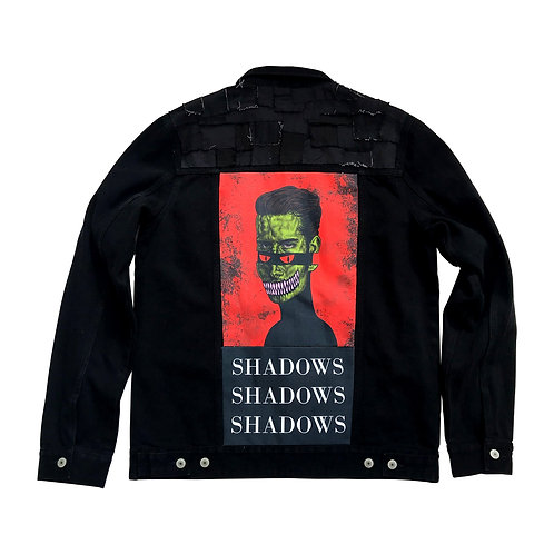 SHADOWS Denim Jacket - X-Large