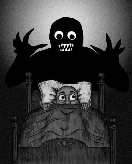WON'T LET ME SLEEP