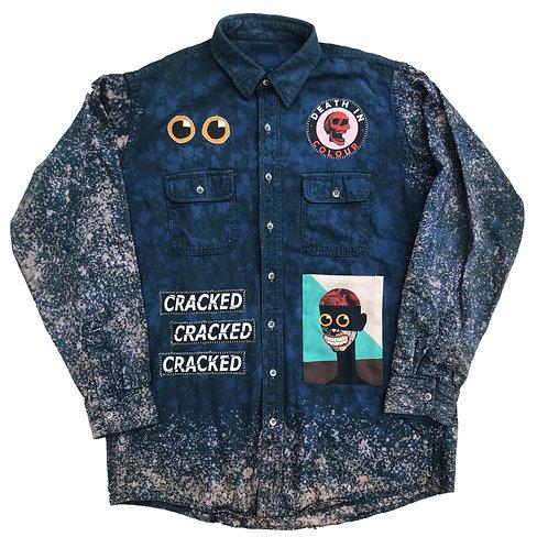 CRACKED Shirt - XLarge