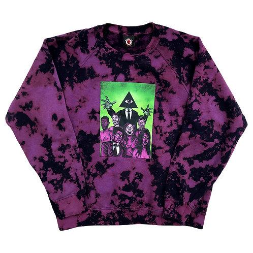 CONTROL Sweatshirt - Large